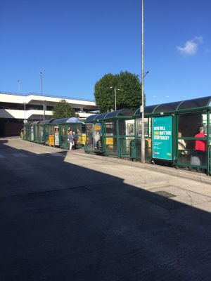 Yeovil Bus Station 6504-6509, BA20 1LH